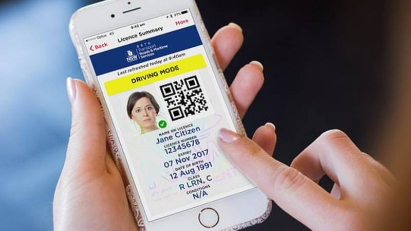 People In NSW Can Now Have Their Driver's Licence On Their Phone