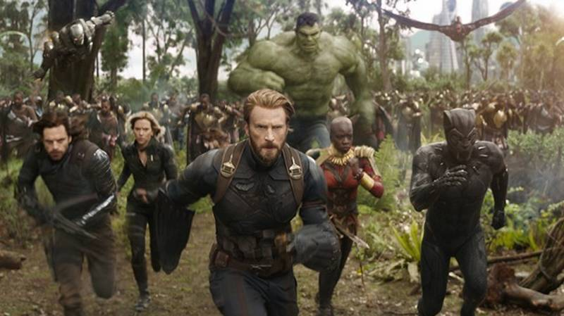 Woman Asks Wife To Name Avengers Characters And Gets Hilarious Response