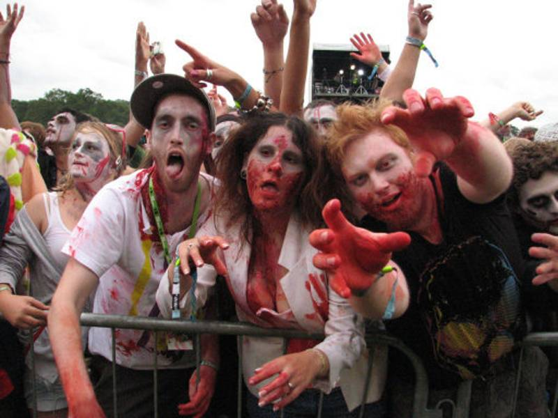 Researchers Claim ​Zombies Could Exterminate Humanity In Less Than Six Months