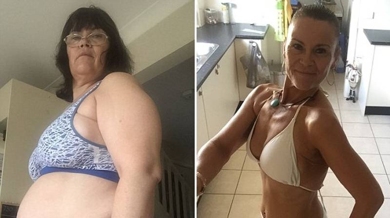 Aussie Grandma Sheds More Than 30kg Without Doing Exercise