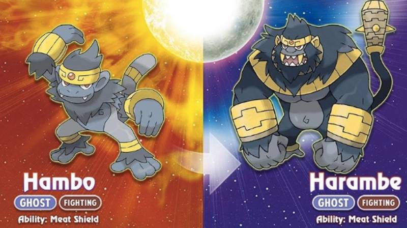 Tens Of Thousands Have Signed A Petition For Harambe To Become A Pokémon