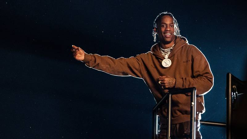Travis Scott To Premiere New Song During Live In-Game Fortnite Concert