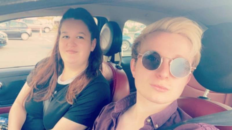 Two Friends Go On 250 Mile Round Trip For A McDonald's