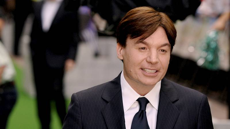 Mike Myers Hasn't Been On The Big Screen Because He's Busy Enjoying His Life