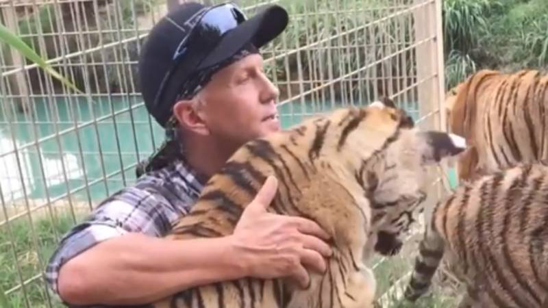 Tiger King Park Officially Reopens To The Public