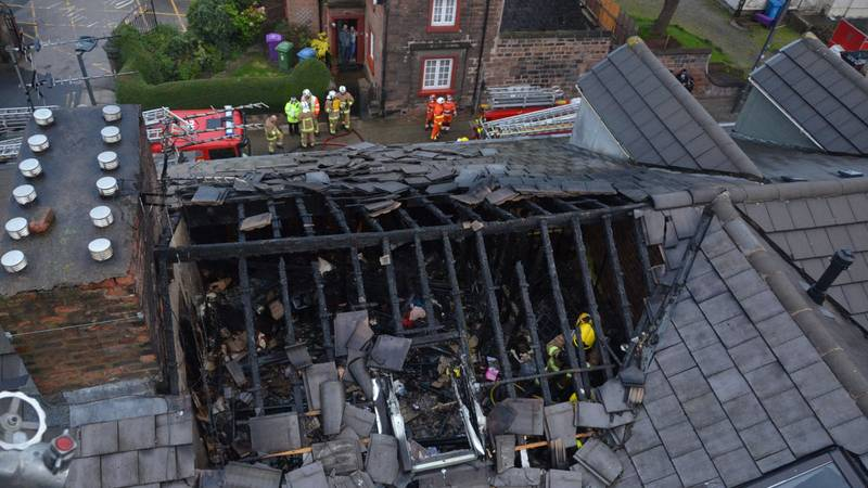 Man Wakes From Coma To Discover He Blew Roof Off Mum's House
