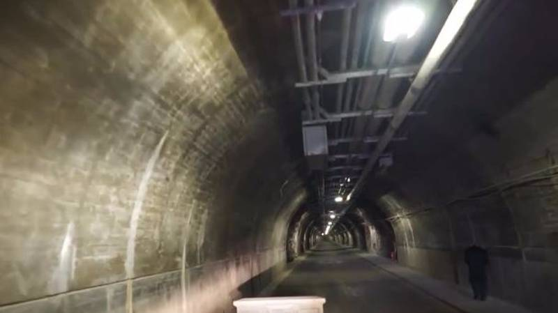 Take A Look Inside One Of The US Air Forces' Most Secret Underground Bunkers