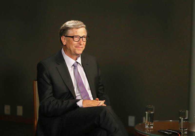 Bill Gates Is Stepping Down From Microsoft Board