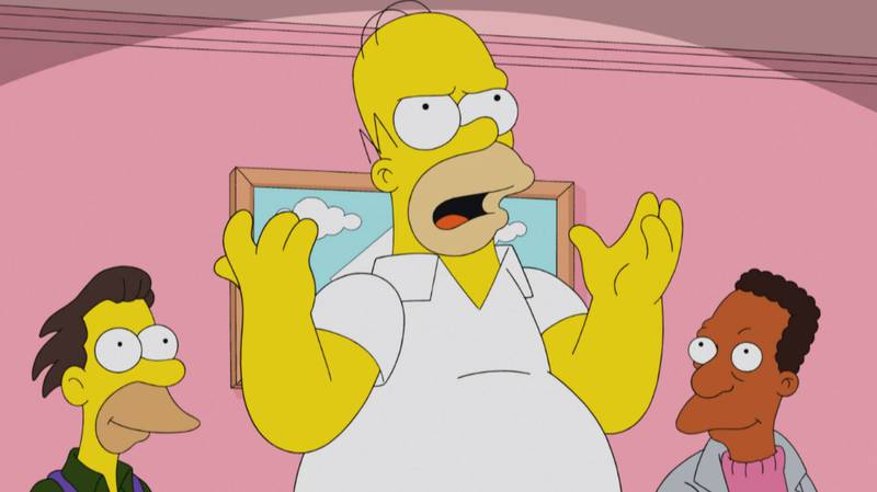 Fans Fuming As Aspect Ratio Of The Simpsons On Disney+ Cuts Off Jokes