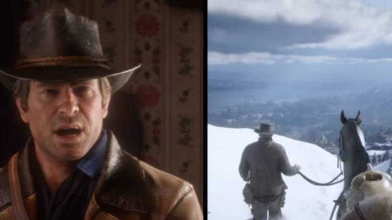 New 'Red Dead Redemption 2' Gameplay Showcases Most Ambitious Open-World Game