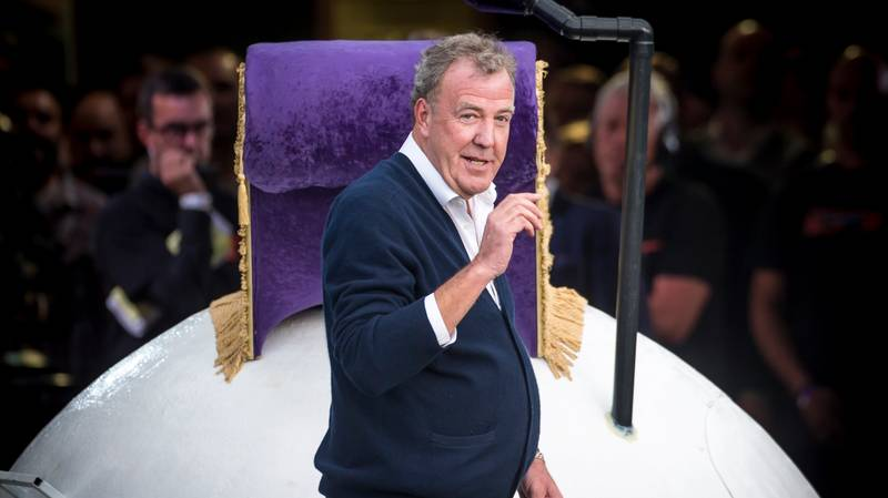 Jeremy Clarkson Reveals Health Changes He's Made Since Getting Pneumonia