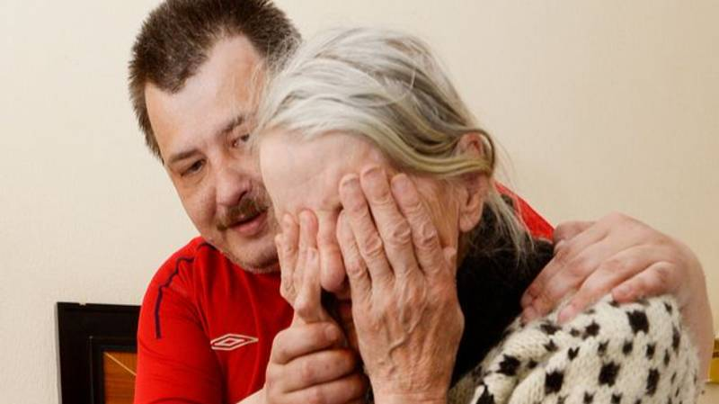 87-Year-Old Woman And Son To Leave UK After Being Put Out On The Streets