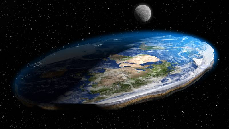 Flat Earthers Quarantined While Trying To Reach Edge Of The World