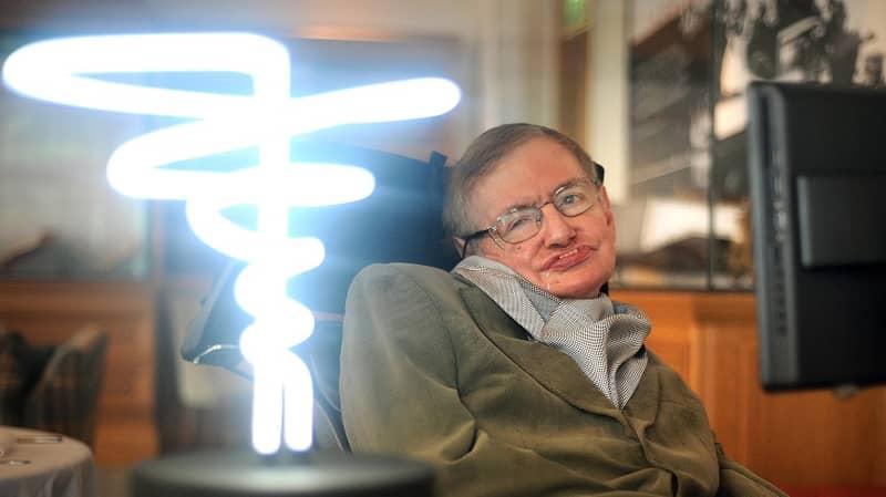NASA Pays Touching Tribute To 'Superman' Science Genius Stephen Hawking
