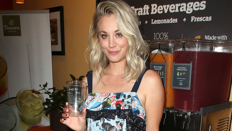 Kaley Cuoco Releases Photo Of The Big Bang Theory's Last Scene Together