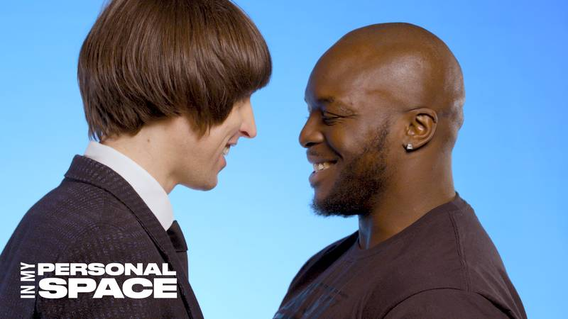 In My Personal Space Episode Four: Akinfenwa Steps Out of His Comfort Zone