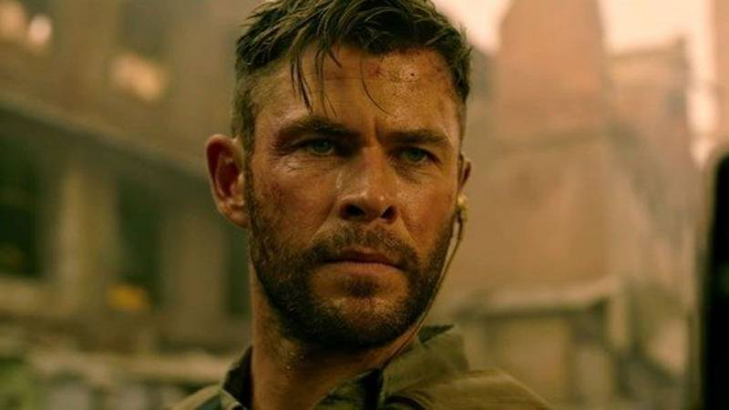 Chris Hemsworth Wants To Make 'A Couple' Of Extraction Sequels