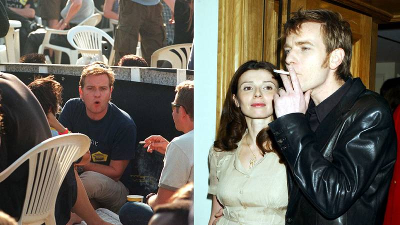 From Drinking With Oasis To Leaving Iggy Pop Speechless: The Wild Life Of Ewan McGregor