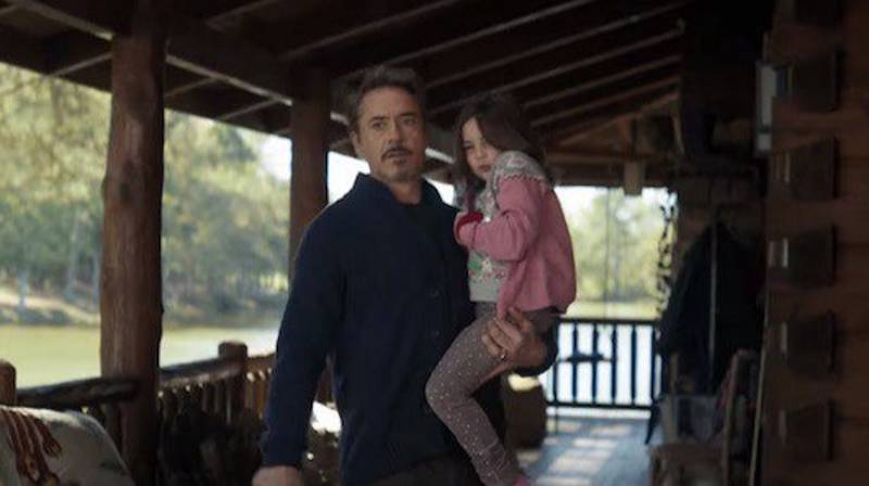 The Child Actor Who Played Tony Stark's Daughter Is Getting Bullied