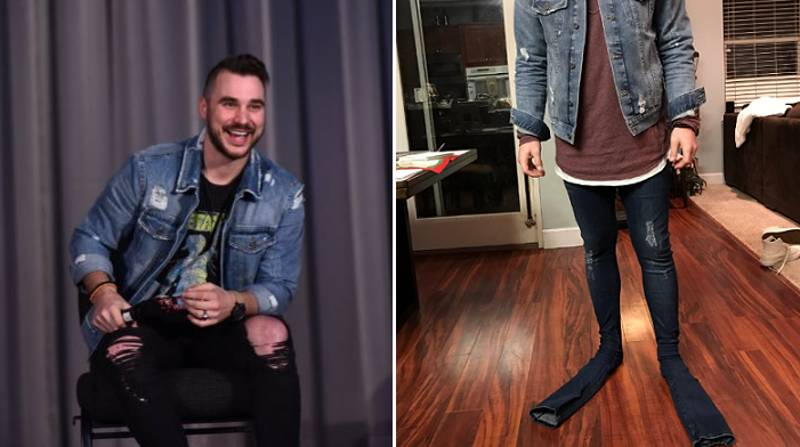 Online Shopping Nightmare For This Lad But ASOS Insists It's Correct