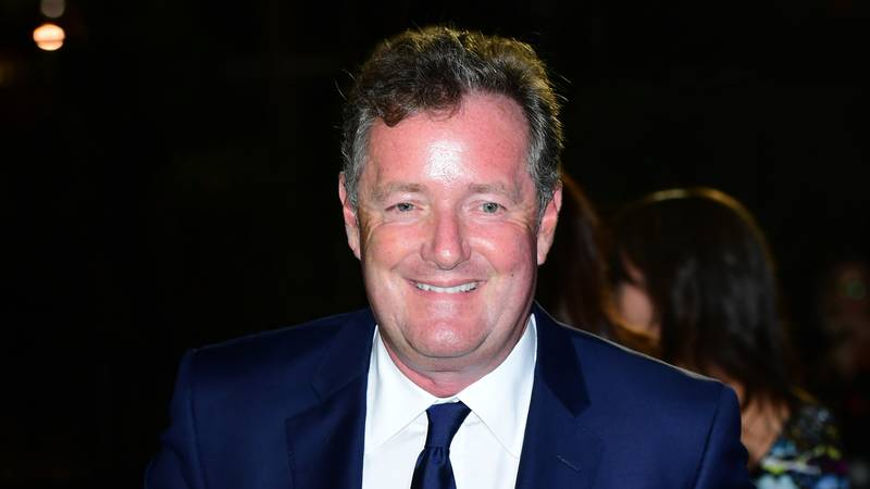 Piers Morgan Defends Flying To Antigua To Celebrate Christmas After Criticism