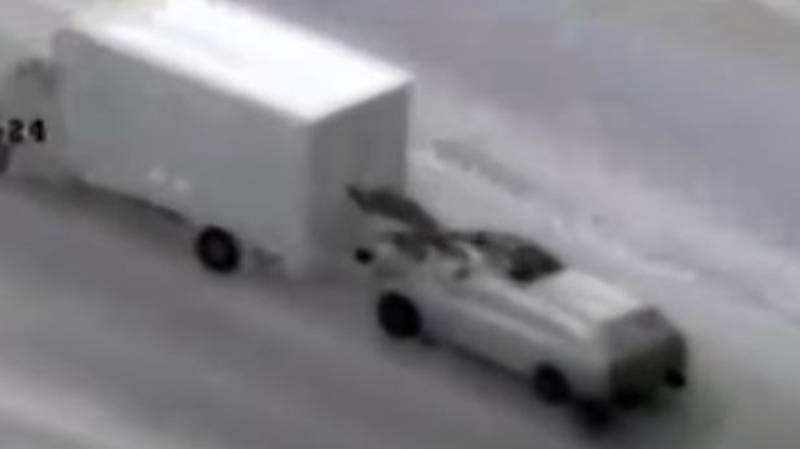 Gangs Raiding Lorries At 50mph To Steal PS5s, Cigs And Phones Before Christmas