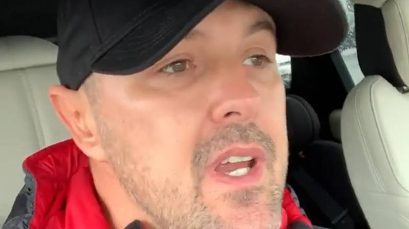 Paddy McGuinness Slams 'D***head' Panic Buyers Stocking Up On Toilet Roll