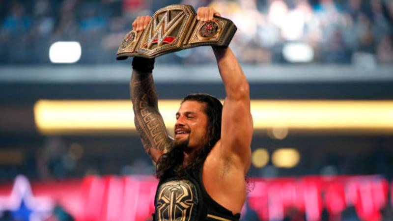 Roman Reigns Made A Success Of Himself Despite Living With Leukemia For 11 Years