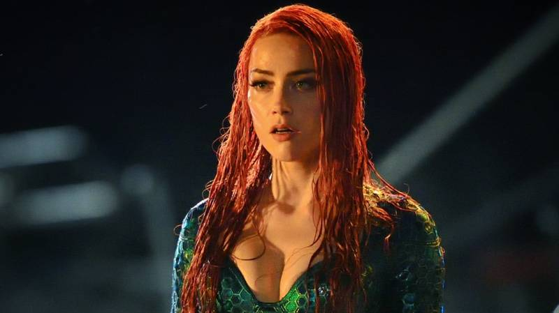 Johnny Depp ​Fans Petition For Amber Heard To Be Removed From Aquaman 2