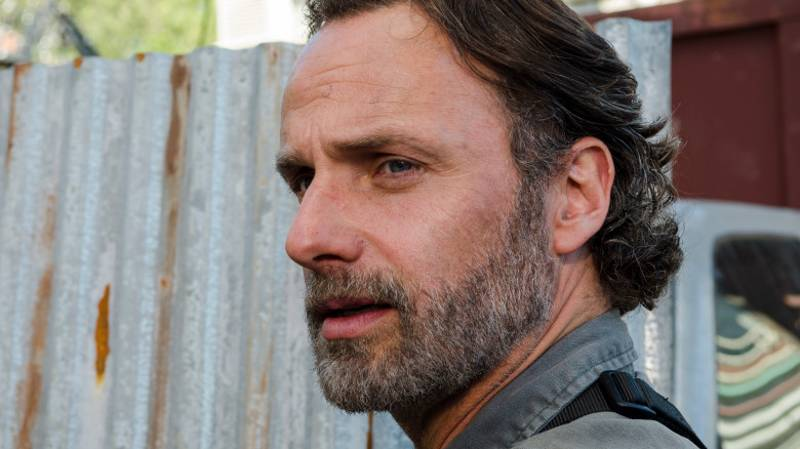 Looks Like Andrew Lincoln Is Definitely Leaving 'The Walking Dead'