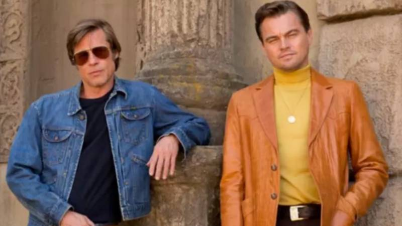 Once Upon A Time In Hollywood Wins Best​ Motion Picture At Golden Globes