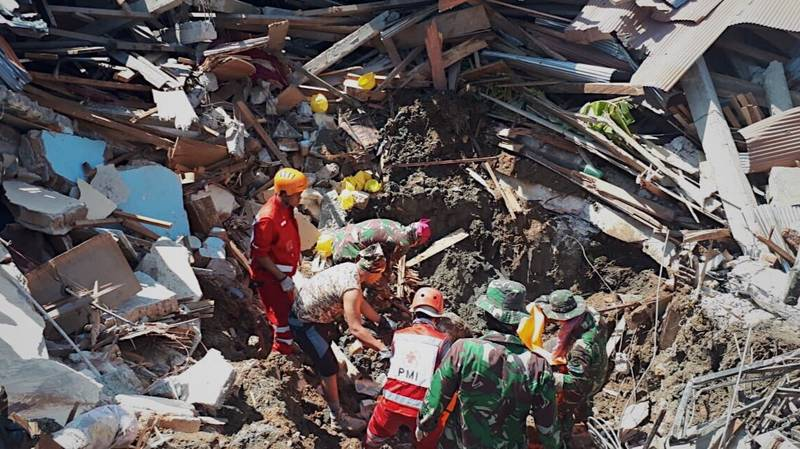 How You Can Help People Affected By The Indonesia Tsunami Disaster