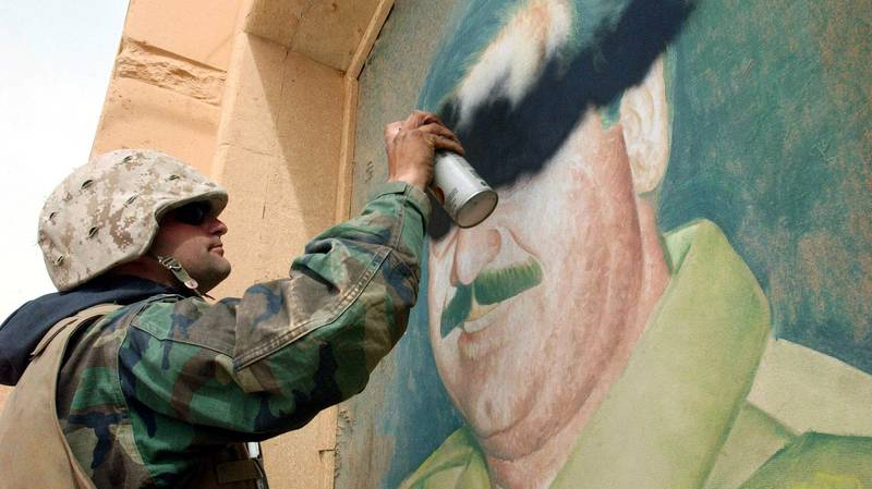CIA Agent Who Grilled Saddam Hussein Claims ISIS Wouldn't Be Around If The Dictator Was Still Alive
