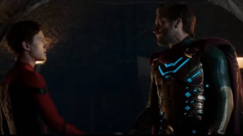 New Clip From Spider-Man: Far From Home Explains Marvel Multiverse