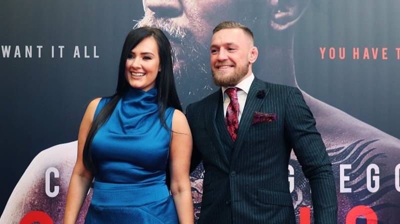 Conor McGregor's Girlfriend Avoids Saga With Rita Ora With Post About Their Kid