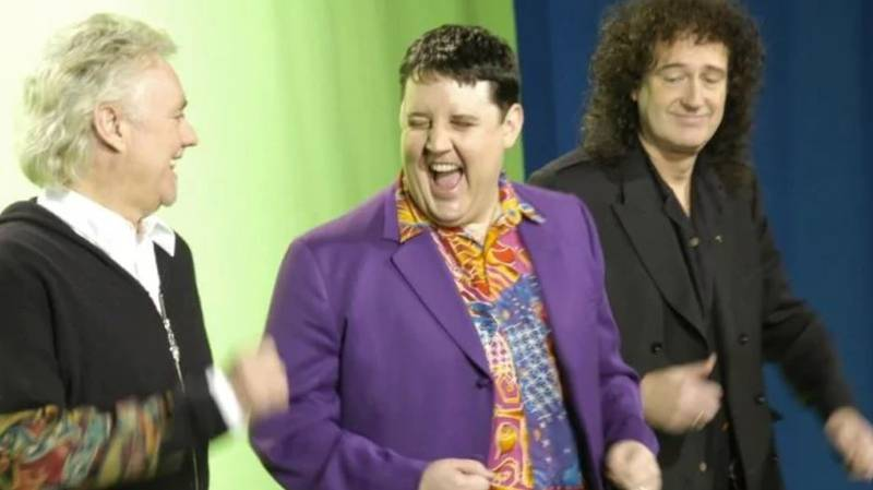 Peter Kay Is Recreating His Famous Amarillo Music Video