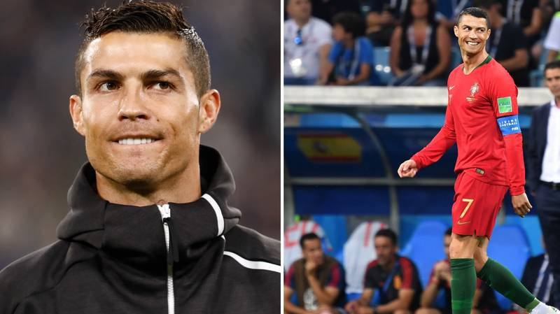 Ronaldo Employees 'Required To Sign 70 Year Non-Disclosure Agreement'