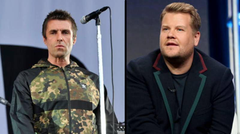 Liam Gallagher Says He'd Never Do 'Carpool Karaoke' In The Most Liam Gallagher Way Ever