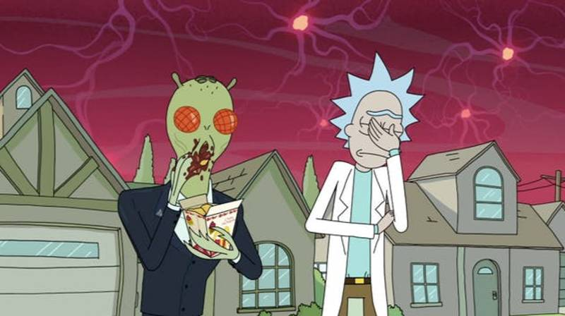 McDonald's To Release 20million Packets Of 'Rick And Morty' Szechuan Sauce
