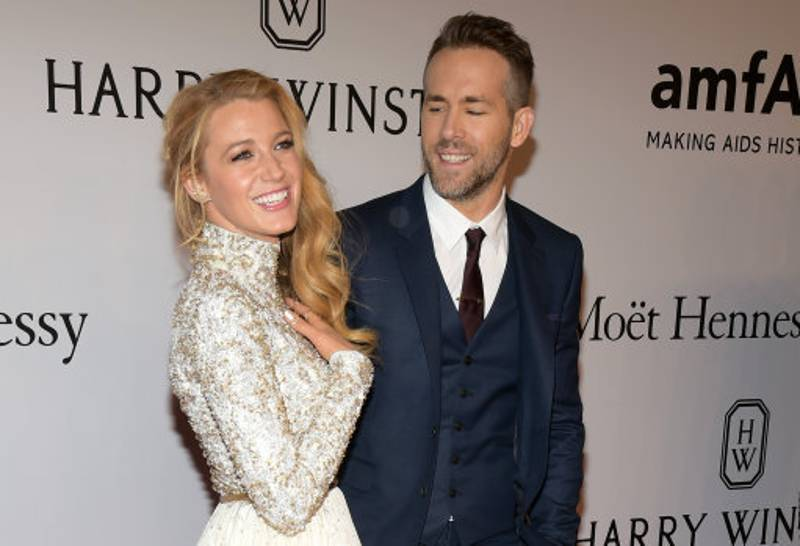Ryan Reynolds Applies Pinch Of Banter To Blake Lively Happy Birthday Wishes