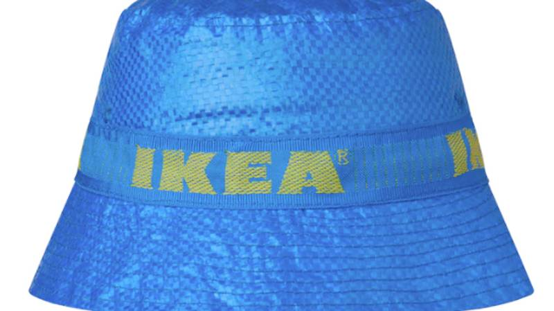 IKEA Has Released A Limited Edition Branded Bucket Hat