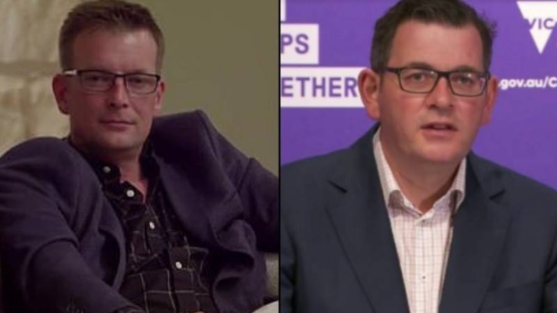 Viewers Reckon One MAFS Contestant Is The Spitting Image Of Daniel Andrews