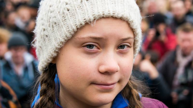 Greta Thunberg Has Trolled Climate Change Deniers For Halloween