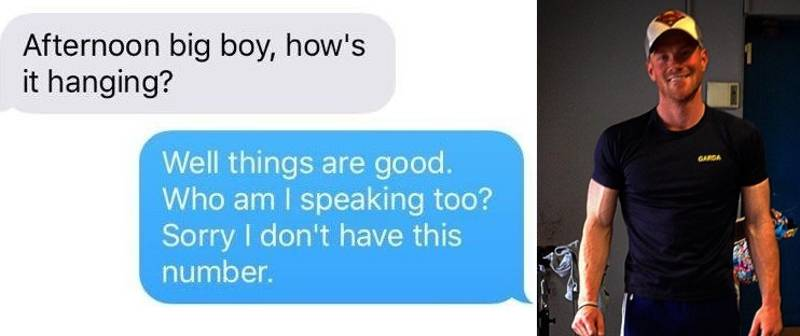 Guy Looking For Threesome Texts Wrong Number Off Craigslist, Hilarity Ensues