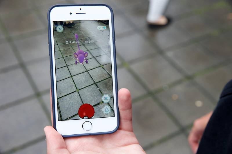 Is This The Future Of Pokemon Go? New Technology Makes Characters Even More Interactive