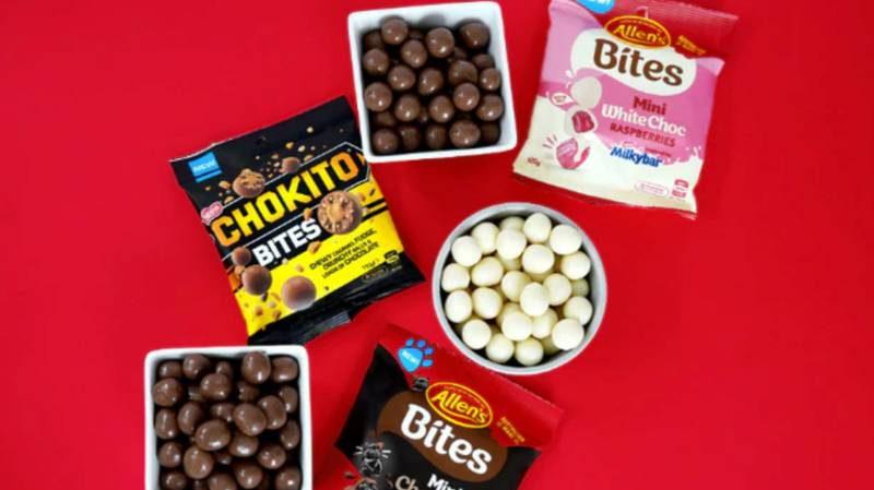 Allen's Is Releasing Three New Bite Sized Chocolate Packets