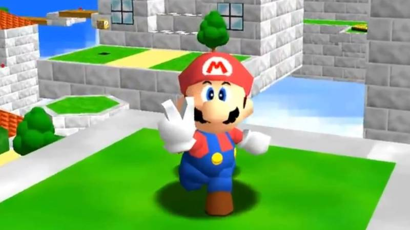 Super Mario 64 Is Being Remastered
