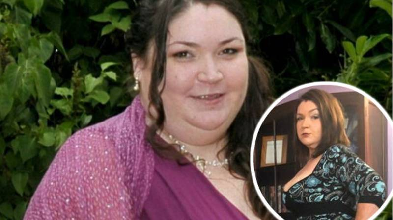 Yo-Yo Dieter Lost 17 Stone After Dumping Takeaway Delivery Driver Husband