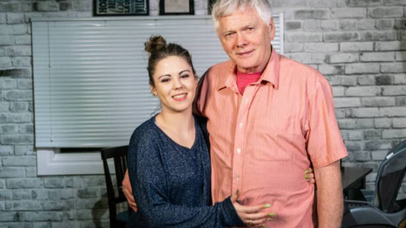 ​Couple With 45-Year Age Gap Defend Their Relationship Despite Backlash From Family