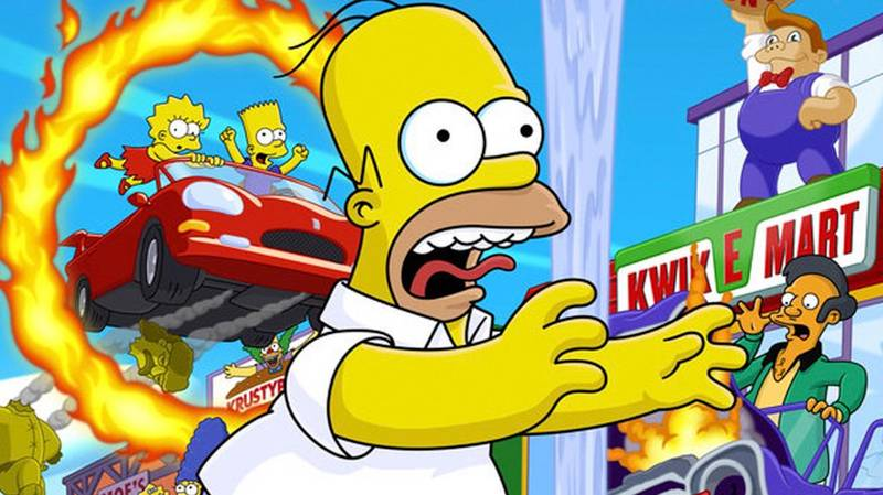 Thousands Of People Sign Petition For A Simpsons Hit & Run Sequel